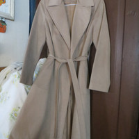 Vintage Ruby-Martin Originals Womens   Princess  style wrap coat small