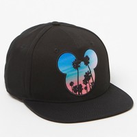 Neff - Disney Palms Mickey Prime Snapback Hat - Mens Backpack - Black - One