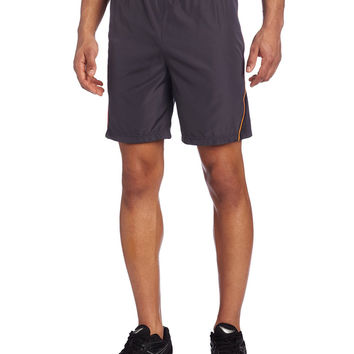 ASICS Men's Optic 7-Inch Running Shorts - Steel/Zest, XX-Large