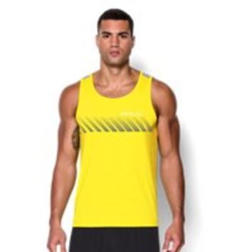 Under Armour Men's HeatGear ArmourVent Apollo Singlet