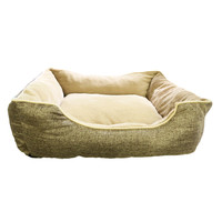 "Creative Pet CPG1831L Large Square Dog Bed is 27X22""es"