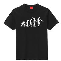 Cool Monty Python Evolution Shirt - Choose Color, Size and Style