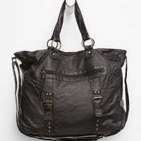 T-Shirt & Jeans Tessie Washed Tote Black One Size For Women 26960110001