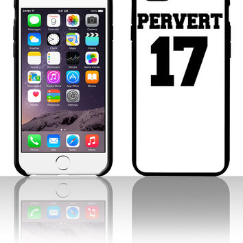 Pervert 17 5 5s 6 6plus phone cases