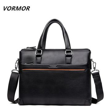 Free Shipping 2017 New Fashion pu Leather Bags for Men famous brand Men's Shoulder Bag Leather Messenger Bag briefcase