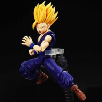 BANDAI FIGURE-RISE STANDARD: DRAGON BALL Z - SUPER SAIYAN 2 SON GOHAN