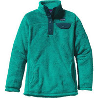 Patagonia Re-Tool Snap-T Pullover Fleece - Girl's at City Sports