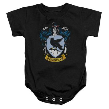 Harry Potter - Ravenclaw Crest Infant Snapsuit Officially Licensed Baby Clothing