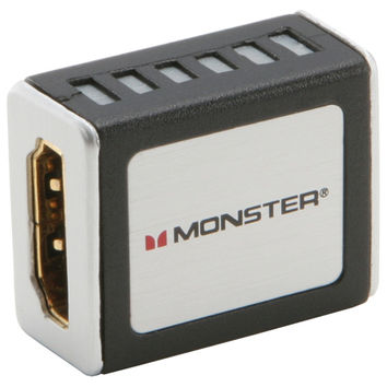 Monster Cable Advanced Hdmi 1080p Coupler