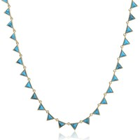 House of Harlow 1960 Floating Meteora Collar Necklace, 20""