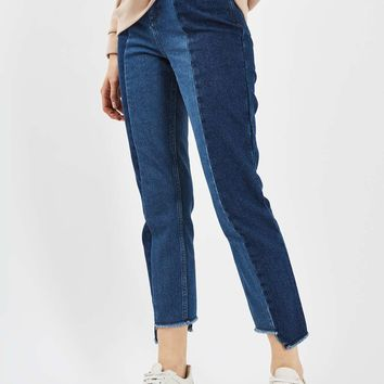 Stepped Hem Jeans by Boutique - Boutique - Clothing