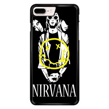 Nirvana Fs27 Printcase iPhone 7 Plus Case