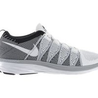 Nike Flyknit Lunar2 Men's Running Shoes - White