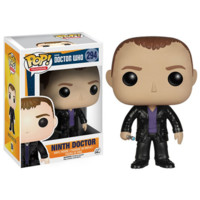 Doctor Who Ninth Doctor Pop! Vinyl Figure - Funko - Doctor Who - Pop! Vinyl Figures at Entertainment Earth