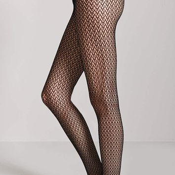 Sheer Netted Tights