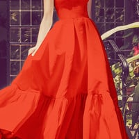 Georgiana Ball Gown | Moda Operandi