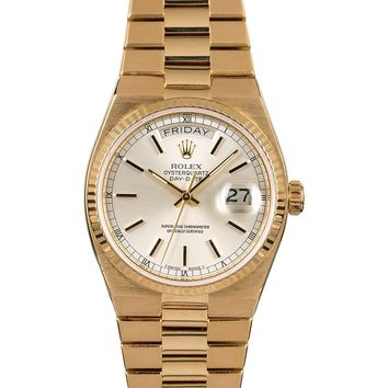 Vintage 1980 18k Yellow Gold Presidential by Rolex