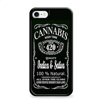 Cannabis Weed 1 iPhone 7 | iPhone 7 Plus case