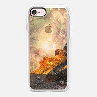 Sacred Mountains (galaxy sky) iPhone 7 Case by Barruf | Casetify