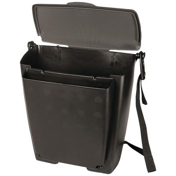 Rubbermaid Mobile Hard Trash Bin