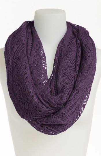 bp pointelle infinity scarf nordstrom from nordstrom