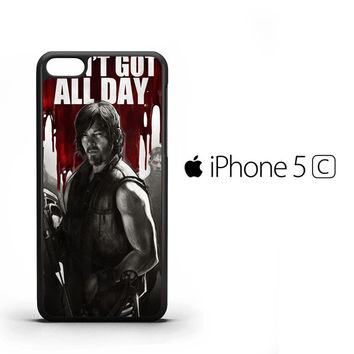 Walking Dead Daryl ART Y1847 iPhone 5C Case