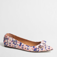 FACTORY EMERY PRINTED FLATS