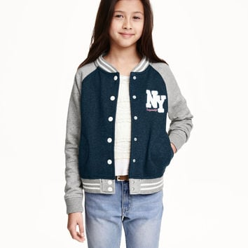 H&M Baseball Jacket $24.99
