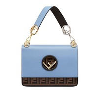 Fendi FF Logo Shoulder Bag