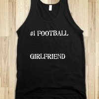 #1 FOOTBALL GIRLFRIEND