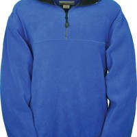 Colorado Timberline Steamboat Fleece Pullover-2XL (Royal)