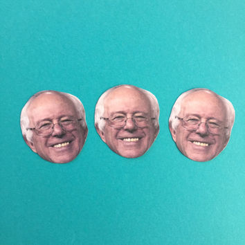 Bernie Sanders Inspired Sticker Set