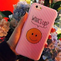 WHAT'S UP ?  iPhone 5se 5s 6 6s Plus Case Cover + Nice Gift Box 358-170928