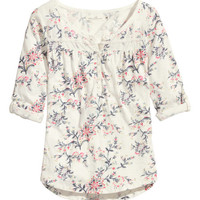 Cotton Top - from H&M