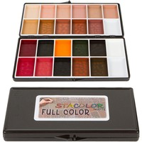 W.M. Creations Stacolor Palette Full Color Frends Beauty Supply