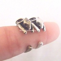 Bunny ring - Adjustable Size
