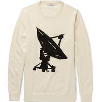 J.W.Anderson - Satellite-Intarsia Merino Wool Sweater | MR PORTER