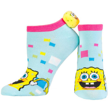 Spongebob Squarepants - Dancing Socks