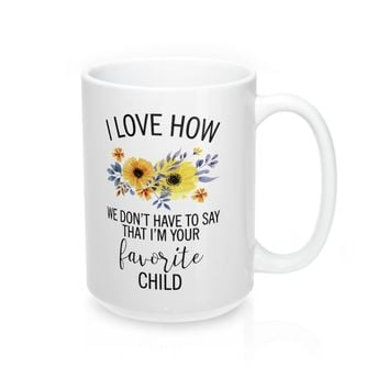 Mothers Day From Daughter Mugs
