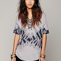 We The Free   Diamond Washed Tee at Free People Clothing Boutique