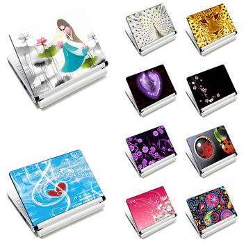 "Multi designs 7"" 8"" 9"" 10"" 12"" 13"" 13.3"" 14"" 15"" 15.6"" Notebook Laptop Skin Decel Netbook Sticker Cover Protector For Laptop"
