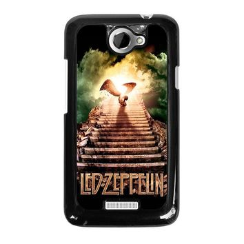 LED ZEPPELIN STAIRWAY TO HEAVEN HTC One X Case Cover