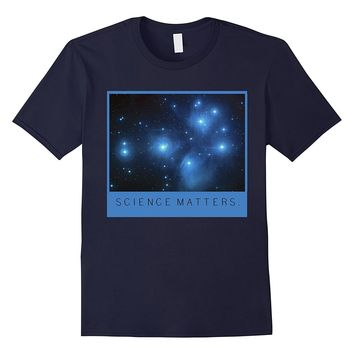SCIENCE MATTERS Astronomy T-Shirt by Scarebaby