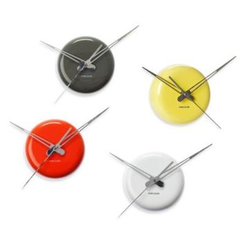 Karlsson 5-Inch Cermaic Dot Wall Clock