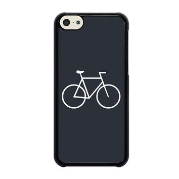 BICYCLE MINIMALISTIC iPhone 5C Case