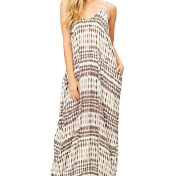 Totemic Maxi Dress