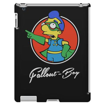 fallout boy iPad 3 and 4 Case