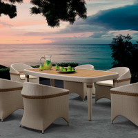 Amigo Outdoor Dining Set
