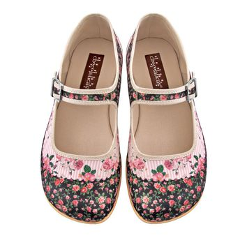 Chocolaticas? Pandora Women's Mary Jane Flat