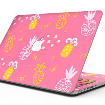 Tropical Summer Love v2 - MacBook Pro with Retina Display Full-Coverage Skin Kit